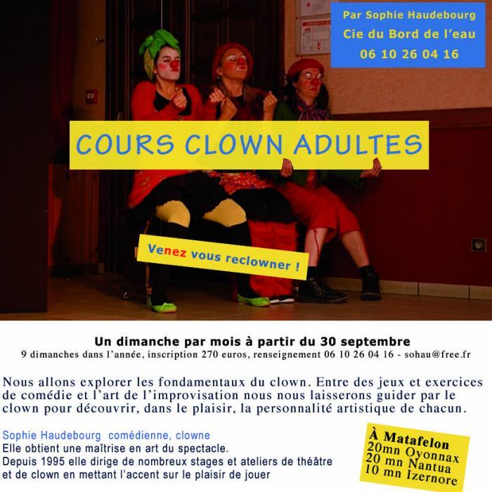 Clown 18 19